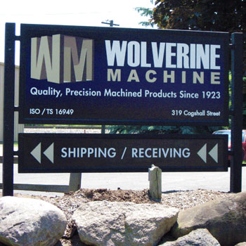 Wolverine Machine 319 Cogshall Holly, MI