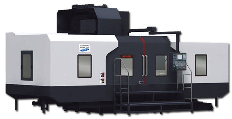 MCV-1060 Machine