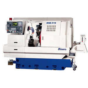 BNE 51S 8-Axis Lathe