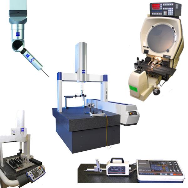 QA Machine Lineup
