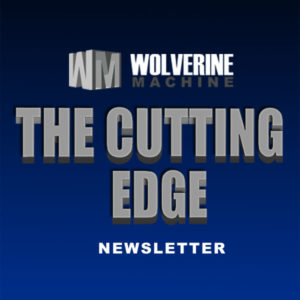 The Cutting Edge Newsletter