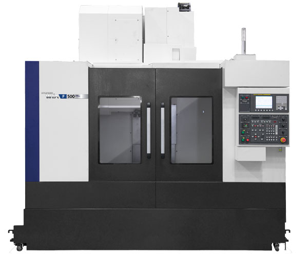 WIA 500 Plus Milling Center
